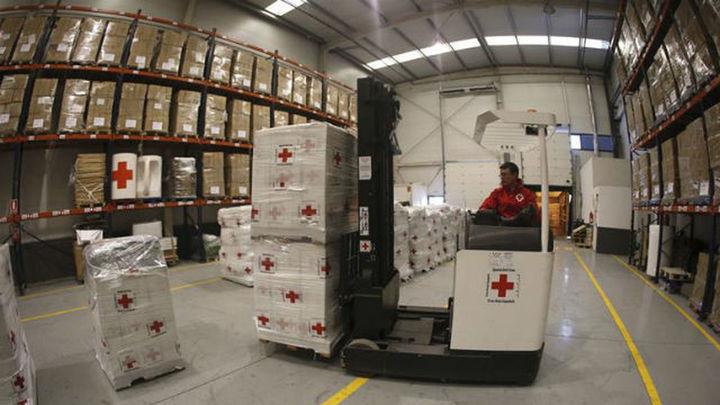 España envía un avión a Nepal con 30 toneladas de ayuda de emergencia