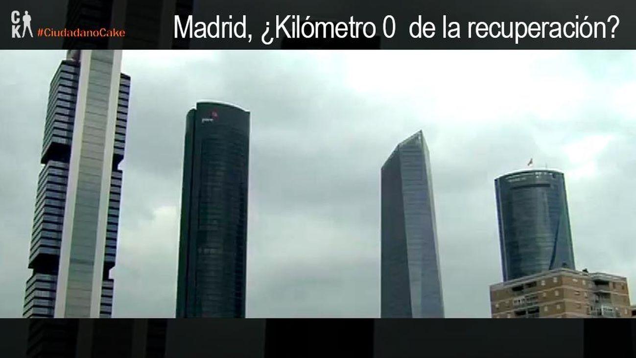 Ciudadano Cake: Madrid, ¿Kilómetro 0 de la recuperación?