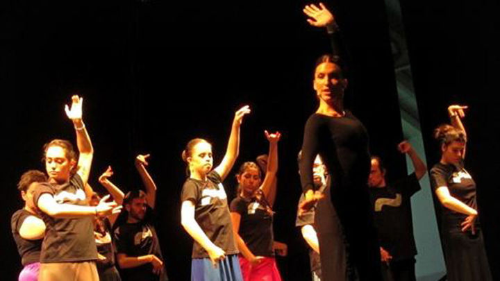 Master Class del Ballet Nacional dirigido a personas con discapacidad intelectual