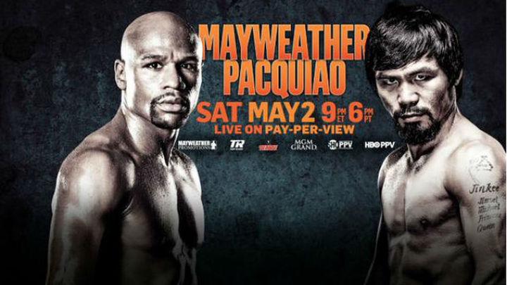 Pacquiao y Mayweather, presentación del 'Combate del Siglo'