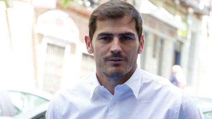 """Casillas: """"Nuestro partido más importante es el del sábado en Sevilla"""""""
