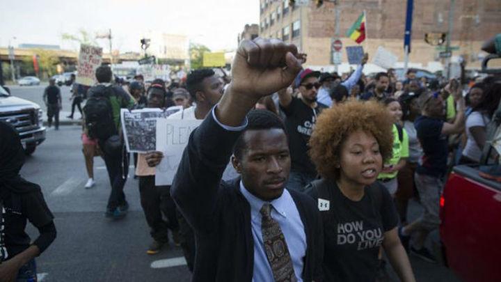 Baltimore recupera la calma en una noche sin incidentes