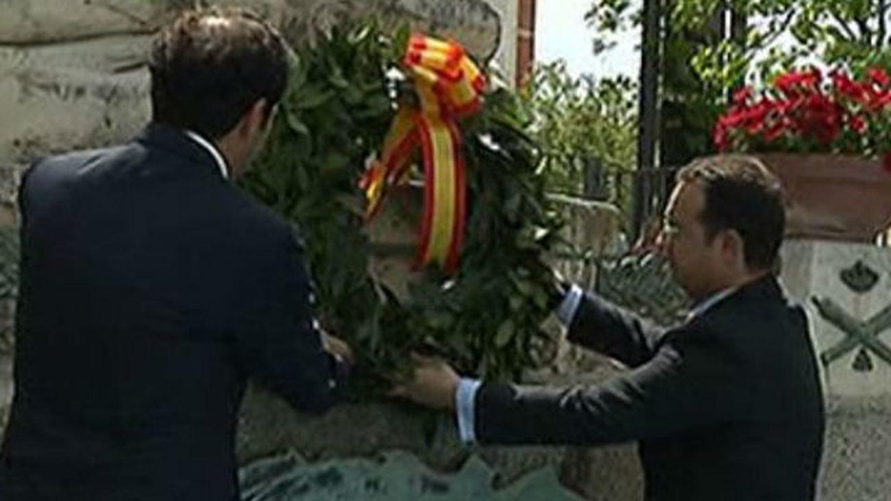 Móstoles: Recreación del 2 de Mayo de 1808 en la plaza de España
