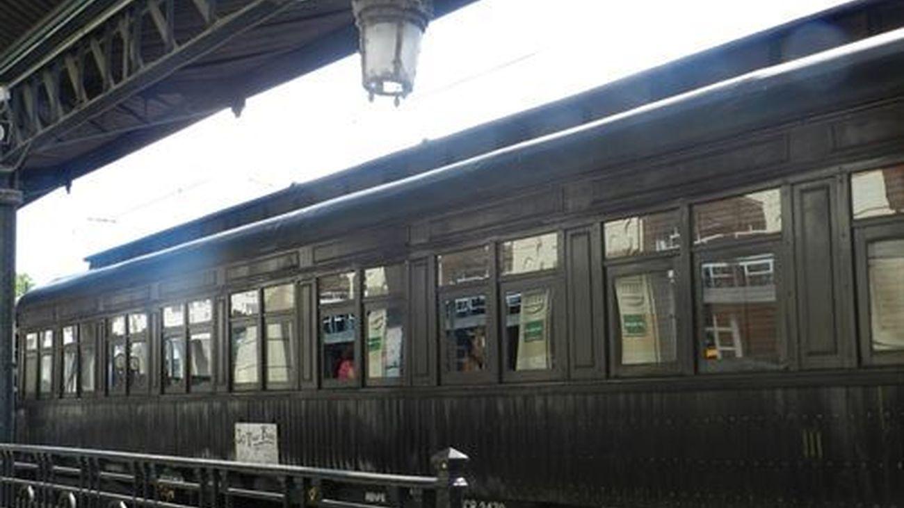 El Tren de la Fresa a Aranjuez arranca este sábado de nuevo