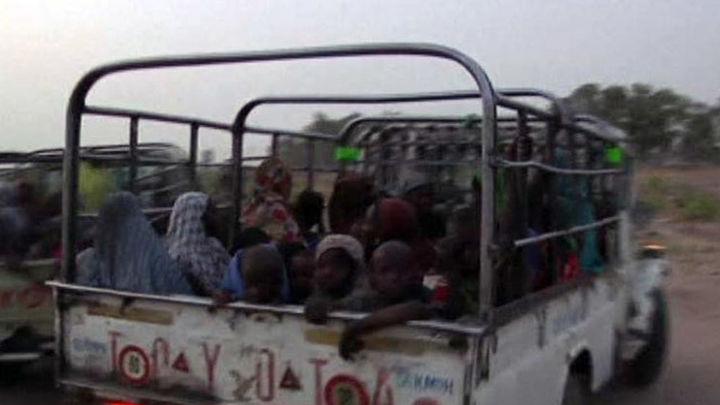 El ejército de Nigeria libera a otras 234 mujeres y niños en manos de Boko Haram