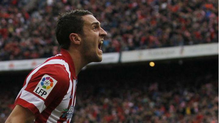 """Koke: """"El Barça es favorito, los tres de arriba te la pueden liar"""""""