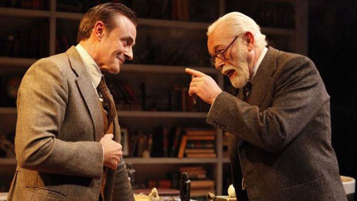 'La sesión final de Freud' regresa de nuevo a Madrid al Teatro Fígaro