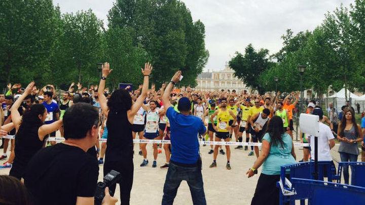 Miles de madrileños corren por las víctimas de lesiones de médula espinal