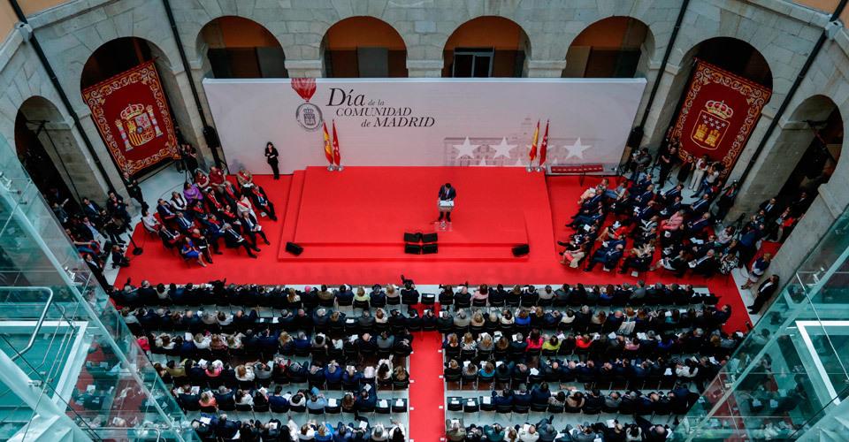 Vuelve a disfrutar el día de la Comunidad de Madrid