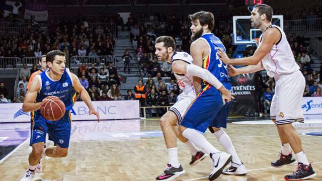 Baloncesto: Real Madrid - B.C. Andorra