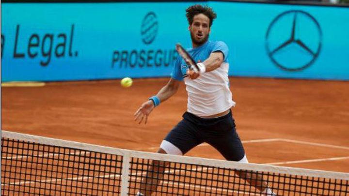 Madrid: Feliciano sobrevive a Becker