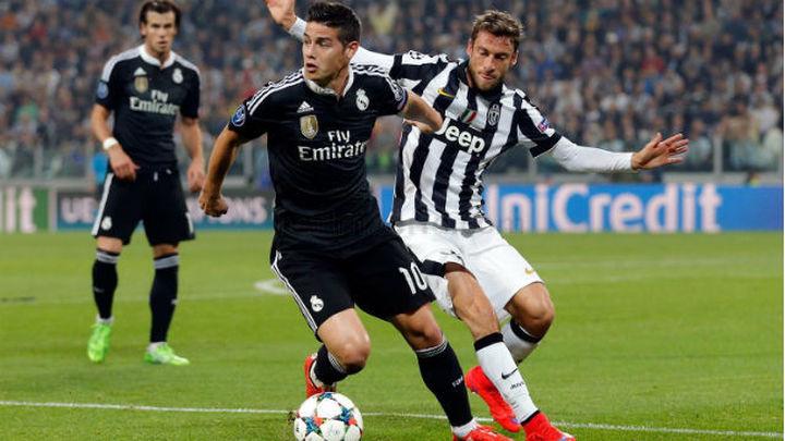 James: 'El miércoles hay que salir a matarlos en el Bernabéu'