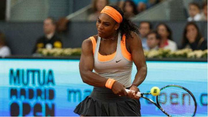 Madrid: Azarenka-Serena Williams, en octavos