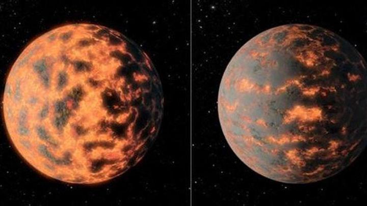 Hallan las primeras evidencias de cambio atmosférico en una supertierra