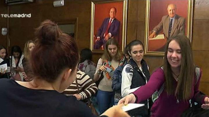 La Complutense elige entre cinco candidatos al rector de los próximos 4 años