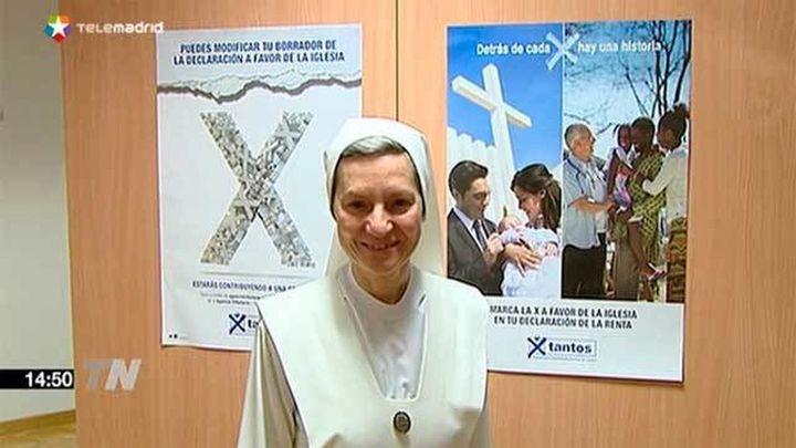 """Los obispos animan a marcar la 'X' para la Iglesia por la """"amplia labor beneficiosa para la sociedad"""""""