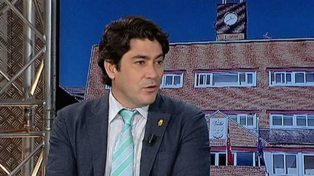 Entrevista a David Pérez, Alcalde de Alcorcón