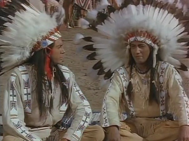 Western: La conquista de Cochise