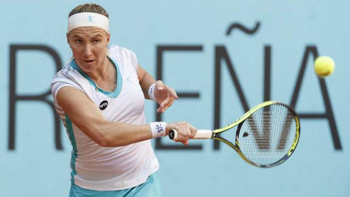 Madrid: Kuznetsova-Kvitova, final femenina