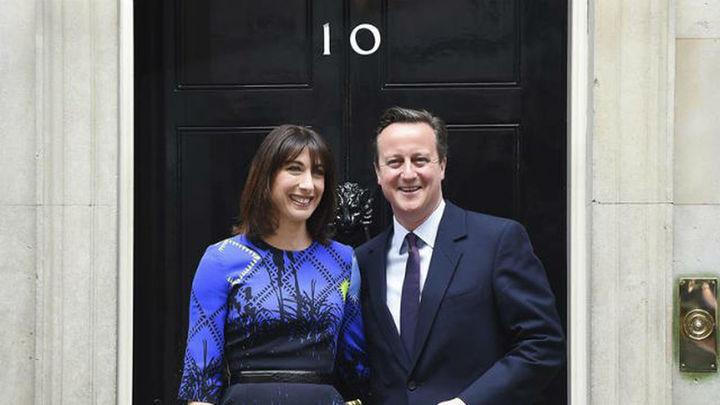El Partido Conservador de David Cameron gana con mayoría absoluta