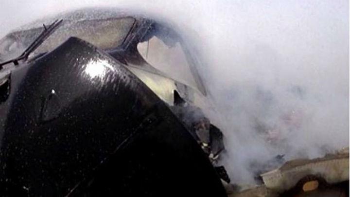 Cuatro empleados de Airbus muertos al estrellarse su avión en Sevilla