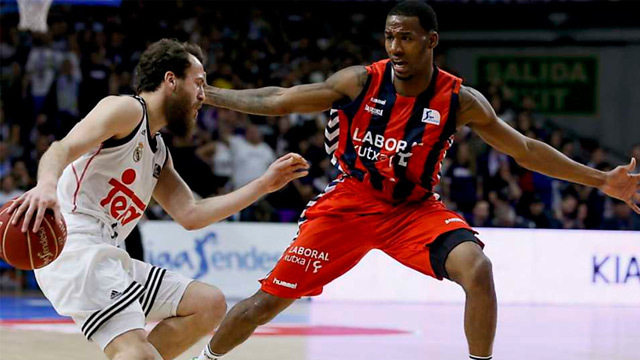 ACB: Laboral Kutxa - Real Madrid