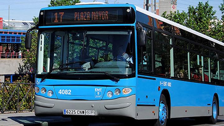 Más autobuses de la EMT en San Isidro