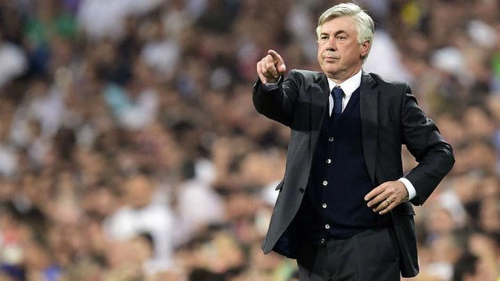 Ancelotti firma tres años como entrenador del Real Madrid