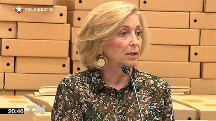 Dancausa sobre la convocatoria del 15M: La Junta Electoral puede prohibirlo