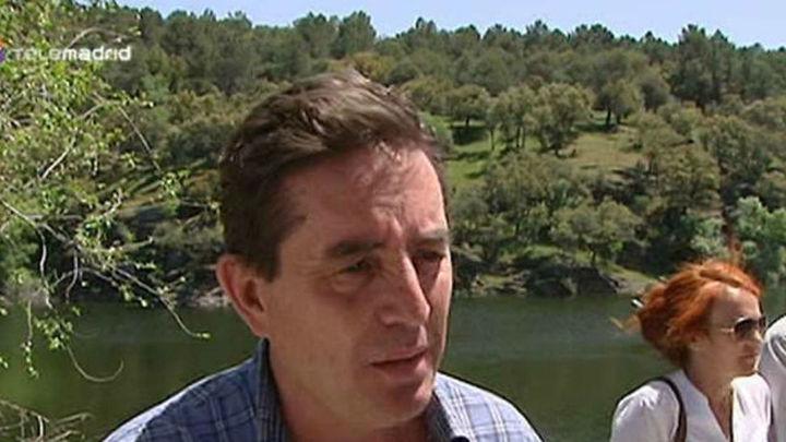 García Montero dice que IU acabará con la privatización del Canal de Isabel II