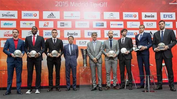 Madrid se convierte este fin de semana en la capital mundial del baloncesto