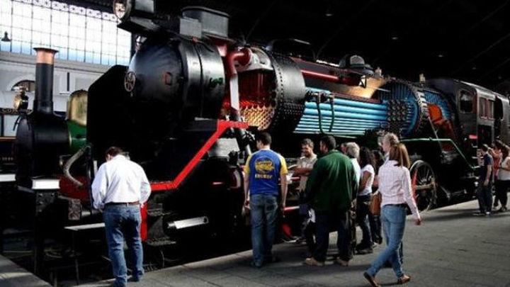 Lego y teatro familiar en el Museo del Ferrocarril por el Día Internacional de los Museos