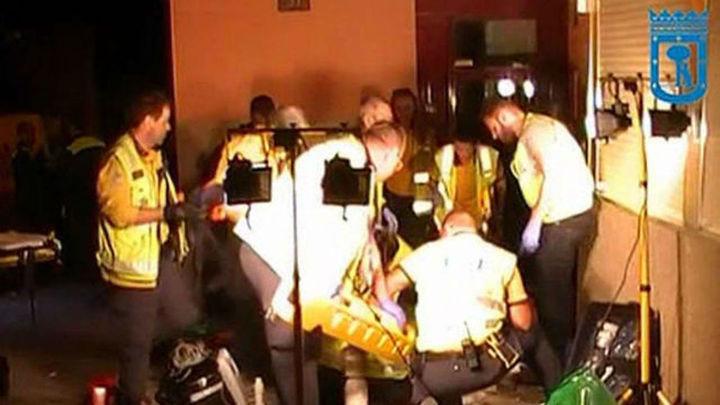 Herido grave un joven tras caer desde un cuarto piso en Vallecas