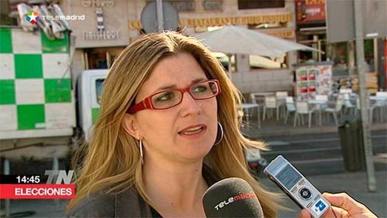 Raquel López quiere remunicipalizar los servicios de limpieza en Madrid