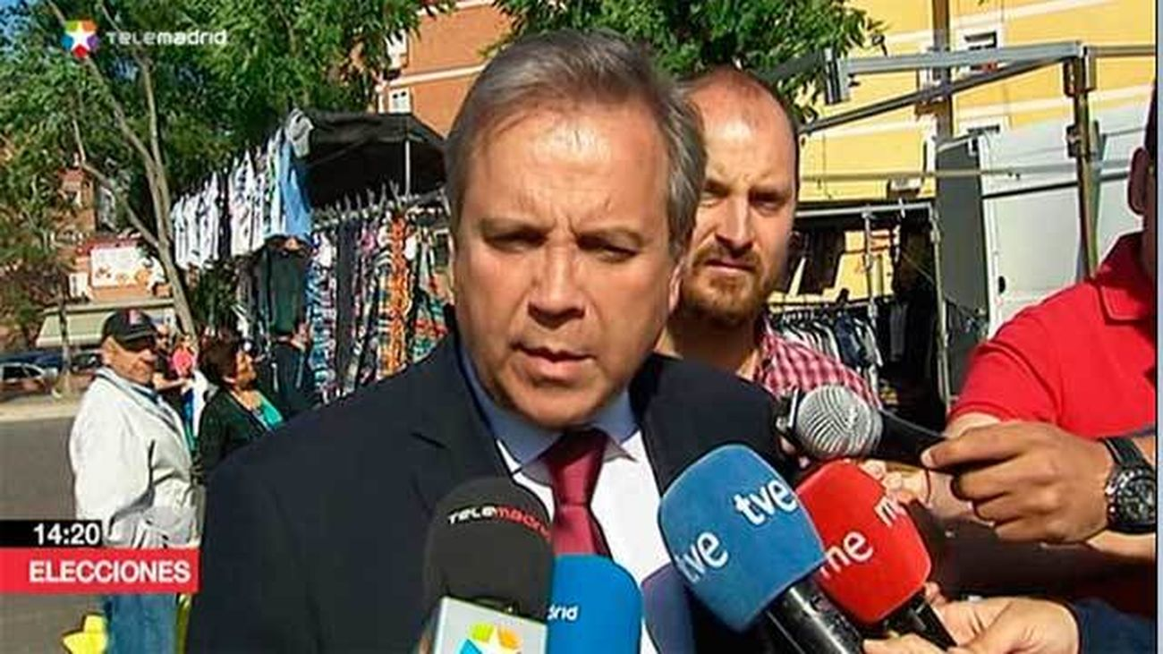 Carmona dice que ya ha empezado a negociar con las empresas de limpieza los olores de Valdemingómez