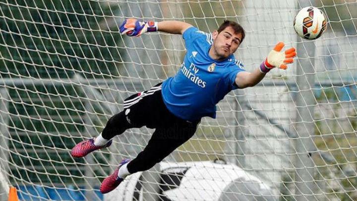 Casillas cumple 34 años en su momento de mayor incertidumbre