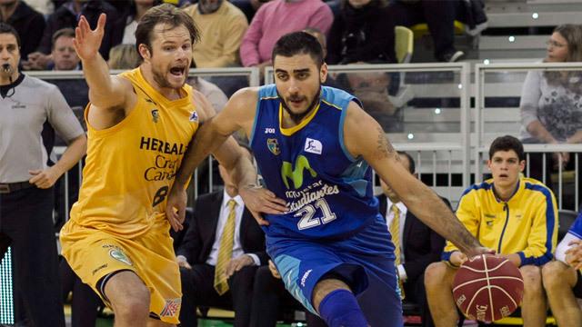 ACB: Estudiantes - Gran Canaria