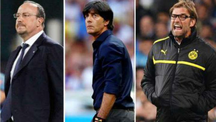 Colocan a Benítez, Klopp y Löw en la órbita del Real Madrid