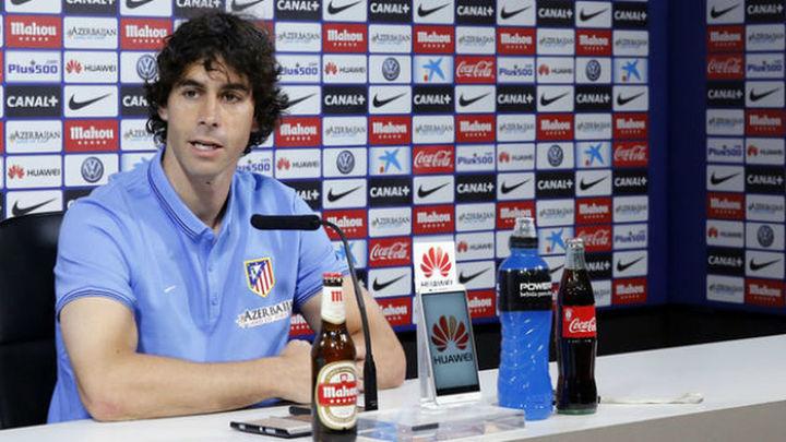 """Tiago: """"El partido contra el Granada define la temporada"""""""