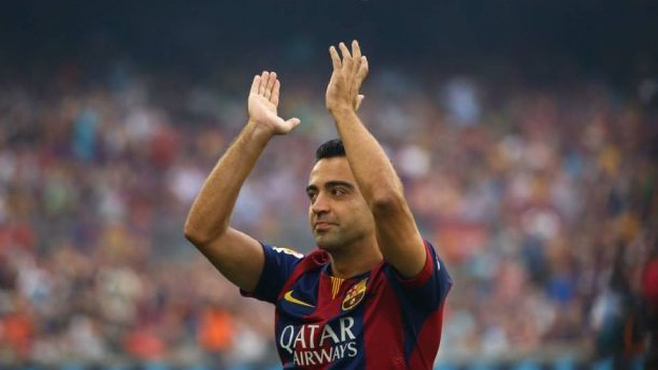 """Xavi anuncia su marcha del Barça: """"Es una decisión definitiva y difícil"""""""