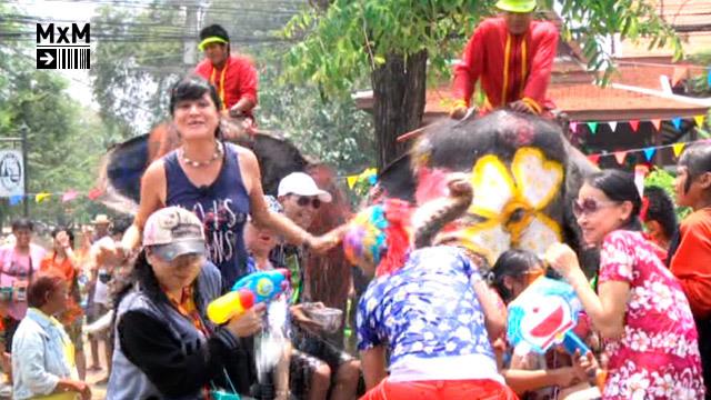 Madrileños por el Mundo celebra este martes el año nuevo tailandés