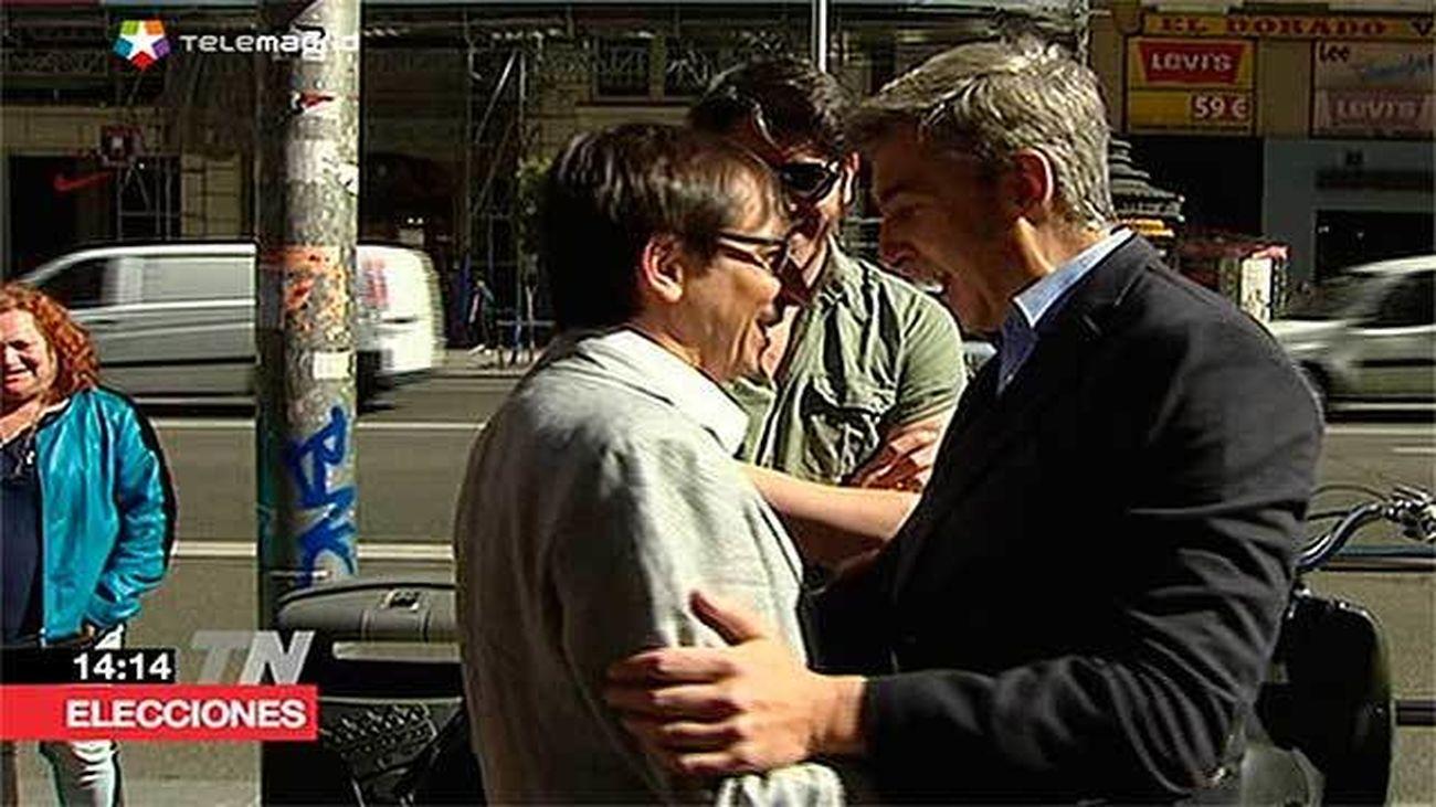 Ramón Marcos y David Ortega