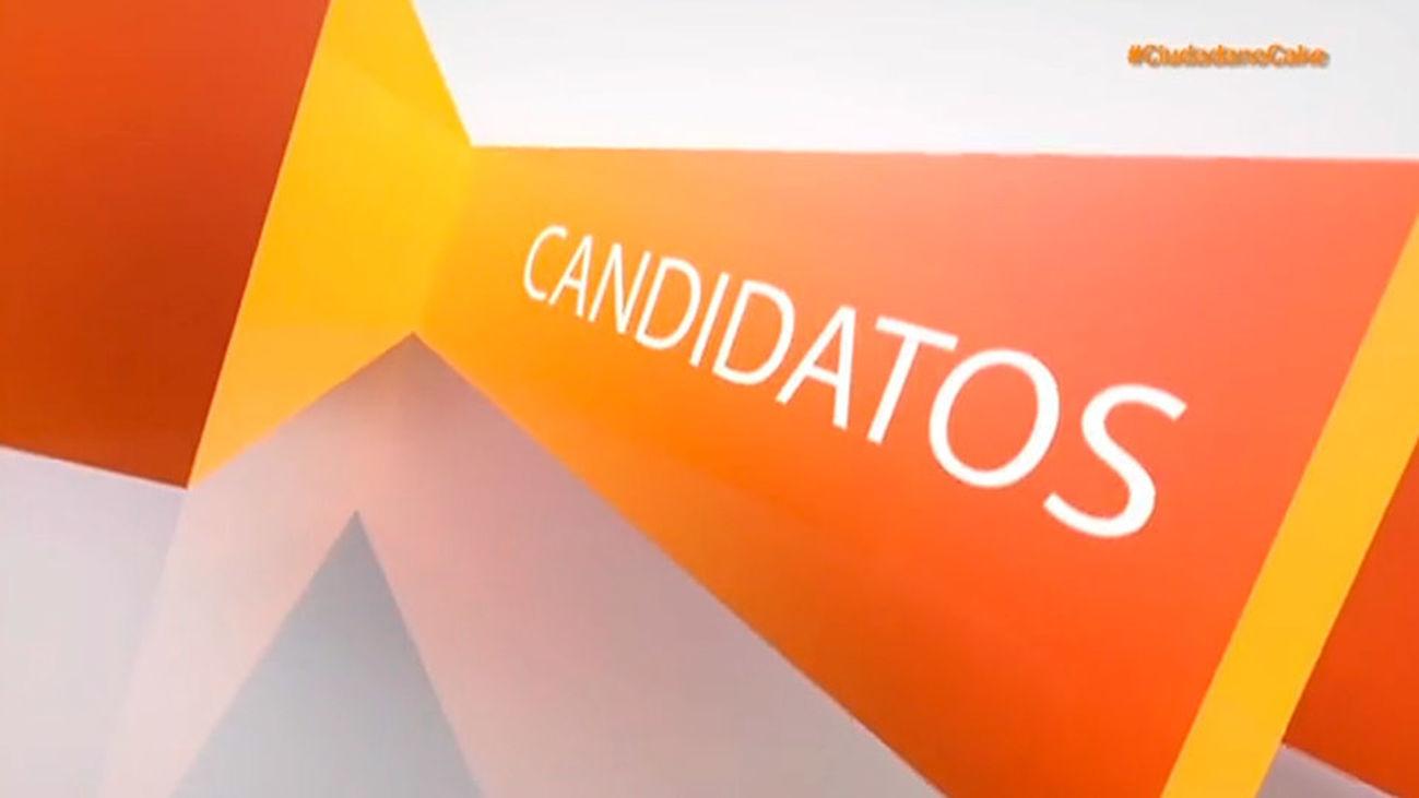 Ciudadano Cake: Candidatos