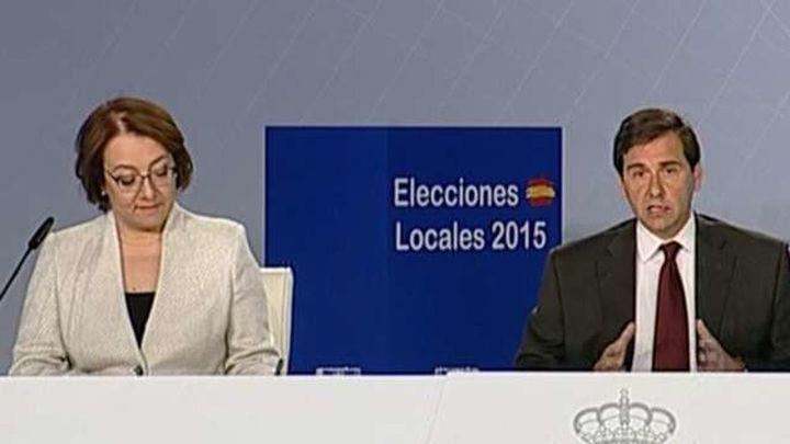 El Gobierno informará de los resultados sobre las 22.30 horas