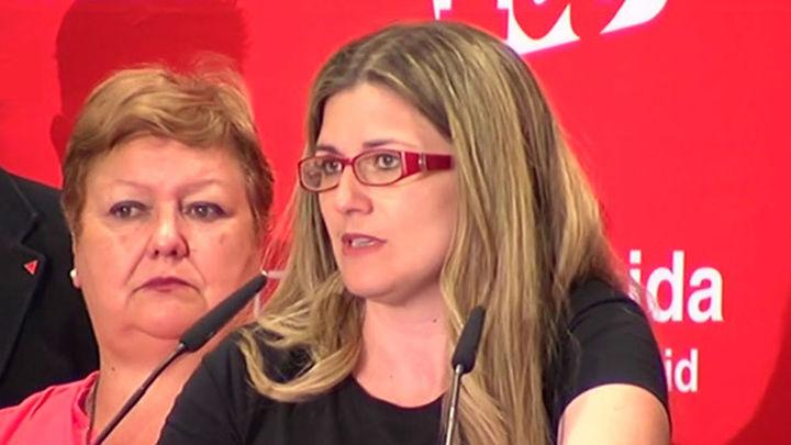 """Raquel López (IU): """"Nos hemos derrumbado en todo el país"""""""