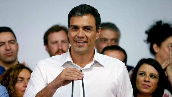 """Pedro Sánchez: """"Hoy es el principio del fin de Rajoy como presidente"""""""