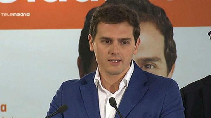 Rivera: C's ha sentado la base para dar el salto a la política nacional