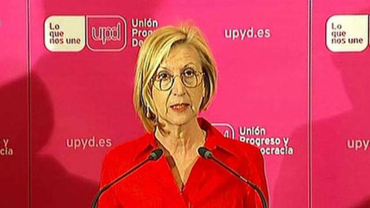 UPyD obtiene el peor resultado electoral  de su breve historia y se convierte en testimonial