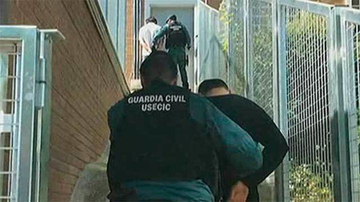 Detenidos 10 georgianos de dos bandas que robaban en casas habitadas