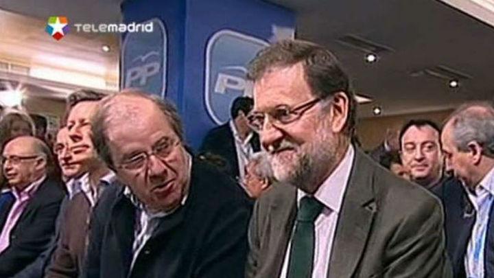 """Herrera sugiere a Rajoy que se """"mire al espejo"""", antes de ir a la reelección"""